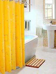 Современный Полиэфир 1.8*2M  -  Высокое качество Шторка для ванной