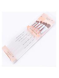 Pastels Stylo Pinceaux Stylo,Plastique Baril Noir Couleurs d'encre For Fournitures scolaires Fournitures de bureau Pack PEN