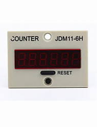 JDM11-6H Electronic Digital Counter
