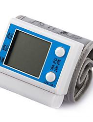 JZK ZK-w868 monitor de presión arterial de muñeca inteligente electrónica