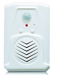 Recording Induction Doorbell with TF Card Customization And Infrared Sensor And MP3 Audio Format