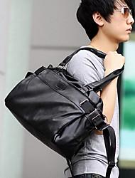 Men PU Casual Travel Bag