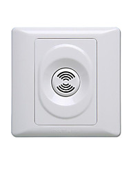 White Acoustooptic Controlled Time Delay Switch