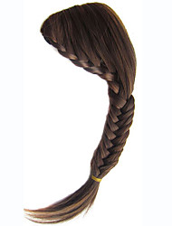 Braids Hair Bands Oblique Bangs Hair Extension Piece Bride Oblique Fringe Bangs Tails And Braids Styling M2/30