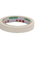 Tape Can Be Written      Thick 0.8CM   Width 1.6CM      1 Barrel 12 Volume