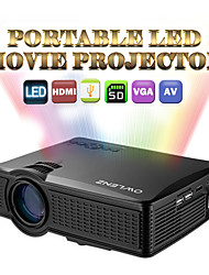 1500 Lumens SD50 Plus Mini Portable LCD Projector HDMI VGA Home Theater Beamer Meeting Projector