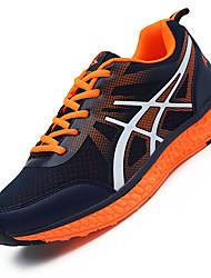Men's Sneakers Spring / Fall Comfort Tulle Outdoor / Athletic /  Black / Blue / OrangeTennis / Walking / Badminton