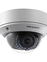 Hikvision DS-CMOS 2cd2710ef-i de 1,3 MP cámara de red de 1 / 2,7 cúpula