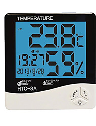 LCD Thermostat Three-speed Switch Control