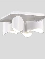 Flush Mount 36W LED Light 4000K Modern/Contemporary / Mini Style Living Room / Bedroom / Dining Room