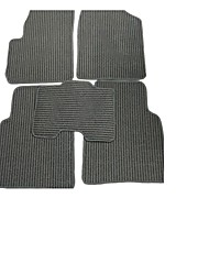 Odor-Free Environment Velveteen Surface Mat Special Car Models Old And New Car Linen Slip Absorbent Carpets