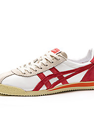 Running Shoes Asics Onitsuka Tiger Corsair Vin Womens Running Sneakers Athletic Jogging Skate Shoes White Red