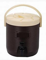 Stainless Steel Cooler / Double-13L / 15L / 17L Bucket Tea / Pearl Milk Tea Barrel