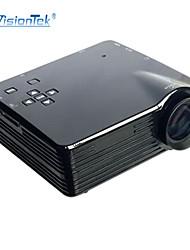 Vision Tek® H0018 LCD Mini Projector QVGA (320x240) 60 Lumens LED 4:3/16:9
