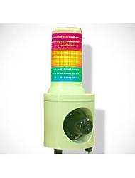 portato cicalino d'avvertimento di sicurezza della luce accende la spia di allarme