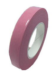 Six Pink Floral Tapes Per Pack