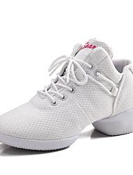 Herren Flache Schuhe Mary Jane Tüll Frühling Sommer Walking Mary Jane Flacher Absatz Weiß Schwarz Rot Flach