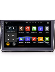 2DIN 10.2 quad-core 1024 * 600 Android 5.1.1 auto gps-speler radio voor Nissan Sylphy / b17 touch screen wifi