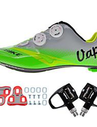 Tênis Unisexo Almofadado Ao ar Livre Bicicleta de Estrada