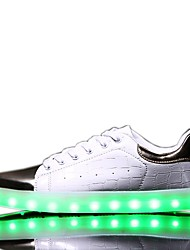 Sneakers / Casual Shoes Men's / Women's Anti-Slip / Lighted / Ultra Light (UL) / Wearable Low-Top / Sequin Leisure