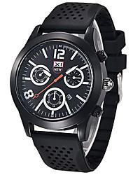 Sport Watches Men Silicone Luxury Watch Relogio Militar High Quality Date Sports Casual Clock Hours Quartz Wristwatch