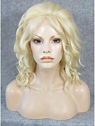 14''hot imstyle vente de haute qualité à ondes courtes 613 blondes avant perruques synthétiques