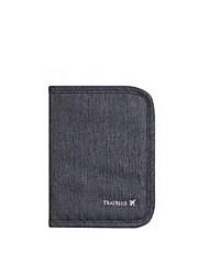 Travel Passport Holder & ID Holder Waterproof / Dust Proof / Portable Travel Storage Oxford Fabric