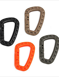 Buckle Hiking Camping Travel Outdoor Indoor cycling Military Multi Function Convenient Plastic 1pc pcs