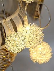 10 conduit star 1.5m prise étanche en plein air vacances décoration de Noël lumière lumière led de chaîne