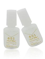 BYB401 Manicure Glue Fake Nail Glue with Brush Head Accessorie