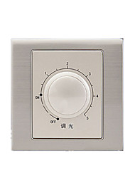 Philips Switch Socket Switch Panel Authentic Q8 Champagne Gold Series 630W Dimmer Switch Dimmer
