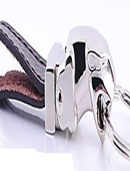 Car Leather Key Chain