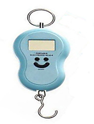 Portable Electronic Portable Scales   Color Sky Blue