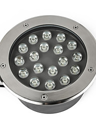 AC 85-265 18 LED Integrated Modern/Contemporary Black Oxide Finish Feature for LED,Uplight Outdoor Lights Wall Light