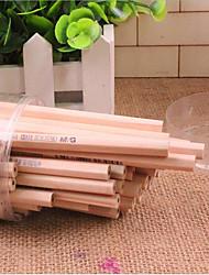 50 um lápis barril (50pcs)