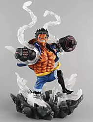 One Piece Monkey D. Luffy PVC 26cm Figures Anime Action Jouets modèle Doll Toy