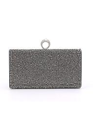 Women Diamonds Tassel Clutch/Formal / Event/Party / Wedding Evening Bag/Purse/Handbags/Eveningbags/Glass/Stone