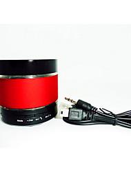 mini-bluetooth haut-parleur sept lumières extérieures subwoofer stéréo avec radio
