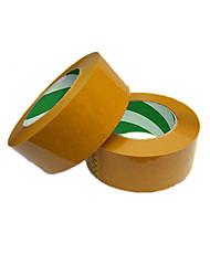 (Note 2 package taille 150m * 5.5cm *) de bande beige