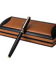 especialmente fina pluma de 0,38 mm de estudiantes dedicados financieros practicar la caligrafía