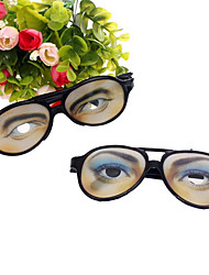 Halloween Masquerade Fool 'S Day Funny Funny Glasses The Whole New Men And Women Funny