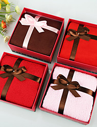 Cotton Practical Favors-1 Bath & Soaps Fairytale Theme Red / White / Yellow 34*76 Ribbons