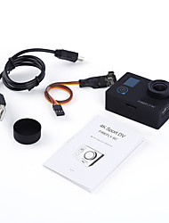 Black 4K @24FPS 16MP HD Action Sports Camera FPV for FIREFLY 6C