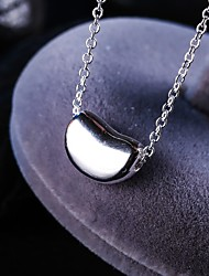Women's Necklace Wedding Pendant Necklaces Jewelry Sexy / Fashion Sterling Silver
