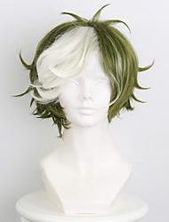 kaganelli le héros de kagami a une perruque verte cosmique interstellaire sombre