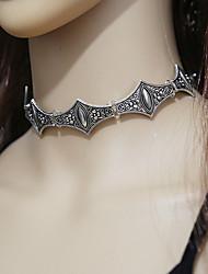 Women European Style Bohemian Vintage Fashion Punk Choker Necklace