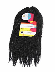 Crochet Pré-boucle Tresses crochet Extensions de cheveux Kanekalon Cheveux Tressée