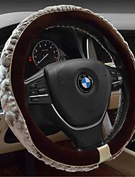 carro cobertura de volante do inverno