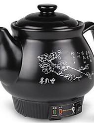 White Plum Pottery Health Pot 3L Decoction Pot Aoyao Electric Casserole Herbal Tea Pot
