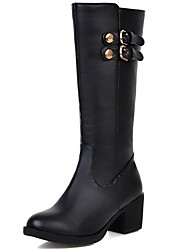 Women's Boots Spring / Fall / WinterHeelsPlatf/Western Boots / Snow Boots / Roller Skate Shoes / Ridin Occasionccasion